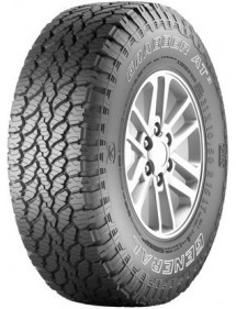 Anvelopa ALL SEASON 265/65R17 120/117S GRABBER AT3 FR LT LRE OWL 10PR MS GENERAL TIRE