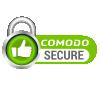 Acest site este securizat cu un certificat Comodo SSL